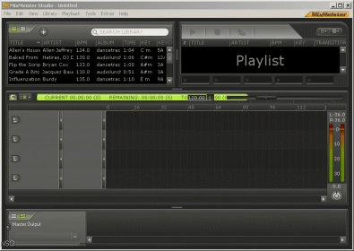 Mixmeister Portable Free Download