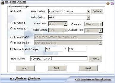 RealMedia Splitter 1.5.7.6022 Crack Key Free Download