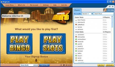Malibu casino mobile