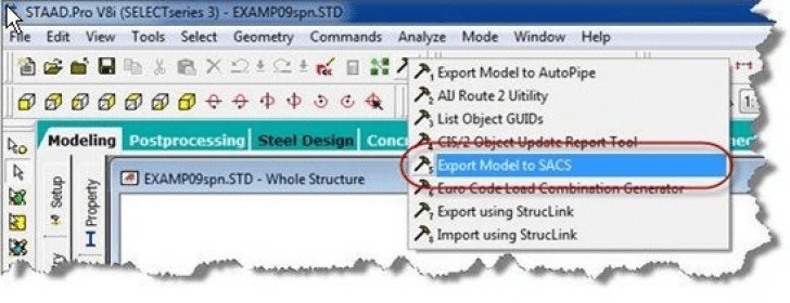 Staad Pro V8i Selectseries 3 3 0 Download Free Trial Staadpro Exe