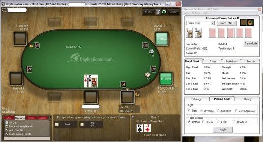 онлайн бот покер