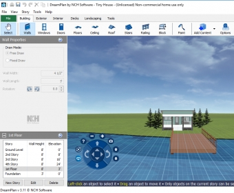 Dreamplan Home Design Software Download Create 3d Models Floor Plans And Landscaping For Future Homes
