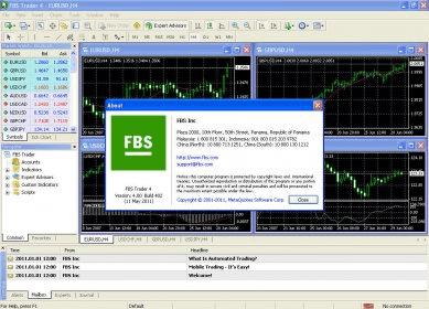 Fbs Trader 4 0 Download Terminal Exe
