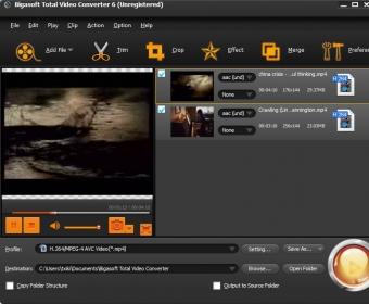 Bigasoft Total Video Converter 5 0 Download Free Trial Videoconverter Exe