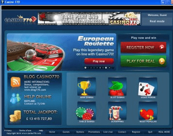 Casino 770 Software Informer Casino 770 Is An Online Casino That Offers Many Games To Play