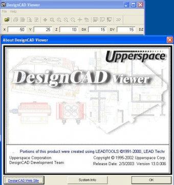 Upperspace Designcad