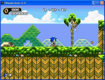 Ultimate Sonic 1 0 Download Free Ultimate Sonic V1 0 Exe