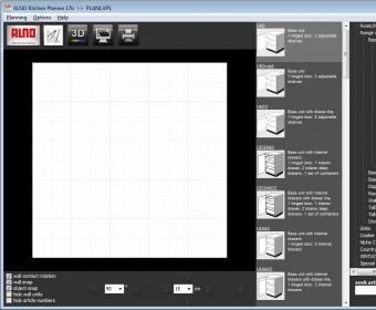 Alno Ag Kitchen Planner 17 0 Beta Download Free Kpl Exe