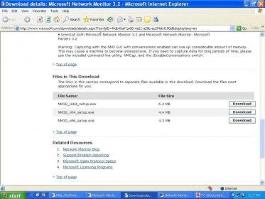 Microsoft Network Monitor 3 2 Download Free Netmon Exe
