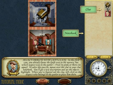 Inspector Parker Software Informer Inspector Parker Is A Logic Game Where You Ll Have To Solve A Mystery