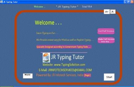 Typing 9 jr tutor Serial Key