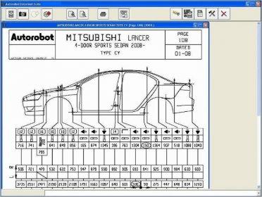 Autorobot Datasheet Suite