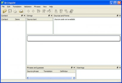 Qt Linguist. Get the software safe and easy.