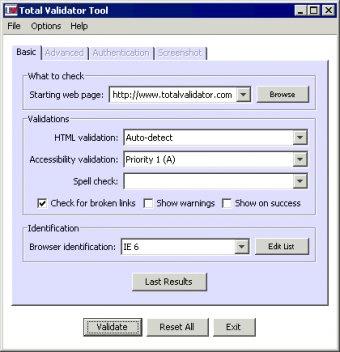 TotalValidator
