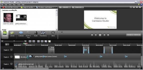 Camtasia Studio For Mac Os X