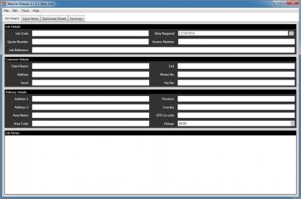 Maxcut Software Mac