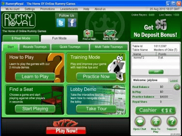 William Hill Rummy