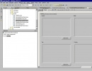 GUI builder with the palette and Dialog edition