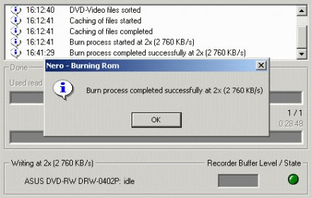 Nero Burning ROM 5 5 Download (Free trial) - nero exe