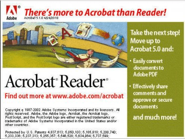 adobe acrobat writer 5.0 full version free download