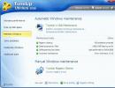 Windows Maintenance