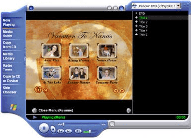 Roxio cineplayer download.