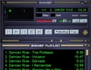 Winamp Music Player with Playlist