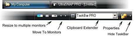 TaskBar Pro
