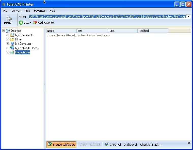 Total CAD Printer 1 1 Download (Free trial) - CADPrinter exe