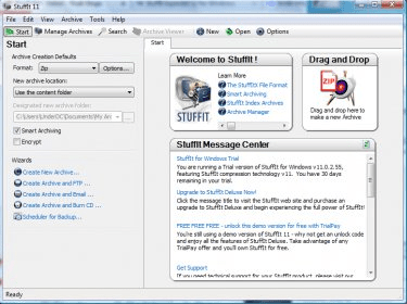 StuffIt Deluxe Download - File compression and management tool