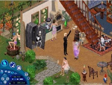 The sims erotic dreams info