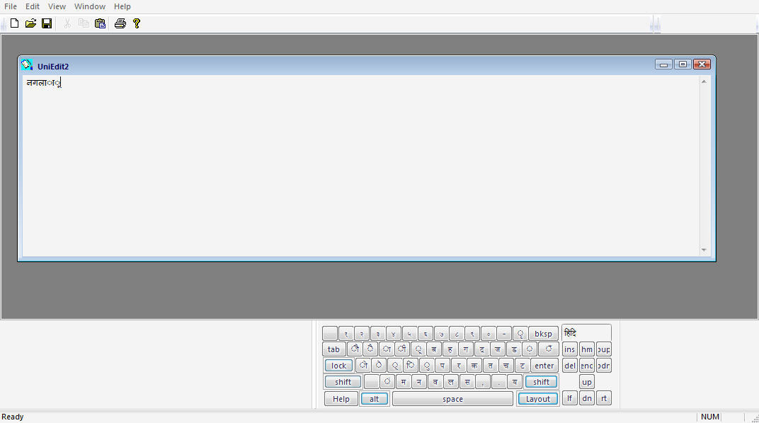 DockableVirtual Keyboard