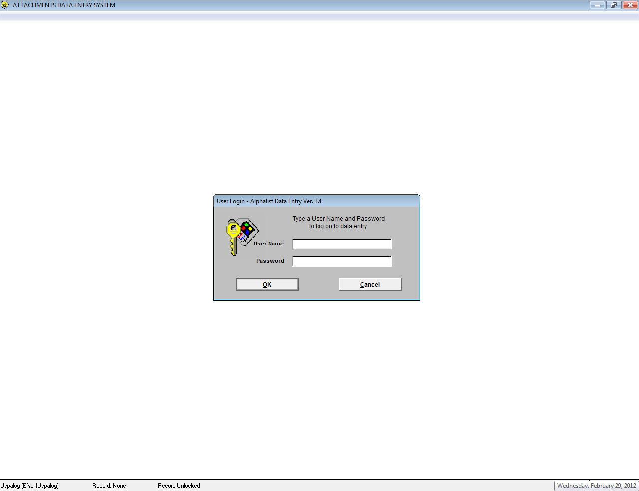 Alphalist Data Entry 3 4 Download (Free) - bir1604 exe