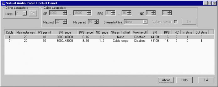 virtual audio cable 4.60 download