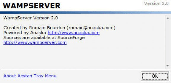 WampServer 2 0 Download (Free) - wampmanager exe