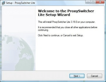 ProxySwitcher Lite Download - Proxy software to connect