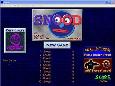 snood 4 beta
