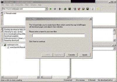 webreaper 10.0