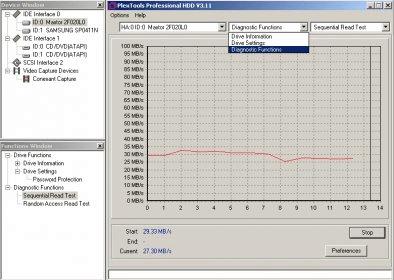 Driver: PlexTools Professional HDD