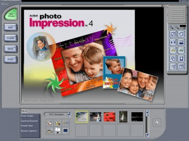 arcsoft photoimpression 6