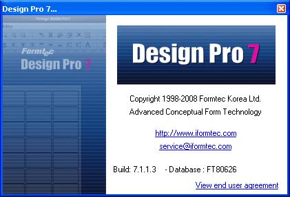 About Formtec Design Pro
