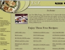 ACR Free Recipes Menu