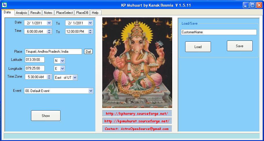 KPMuhurat - Software Informer  KPMuhurat is based on the