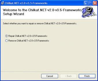 Chilkat NET-v2 0-Framework Software Informer: version 2 0 information