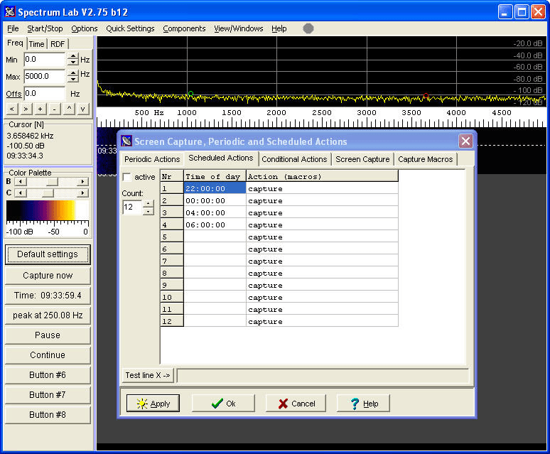Spectrum Lab 2 7 Download (Free) - SpecLab exe