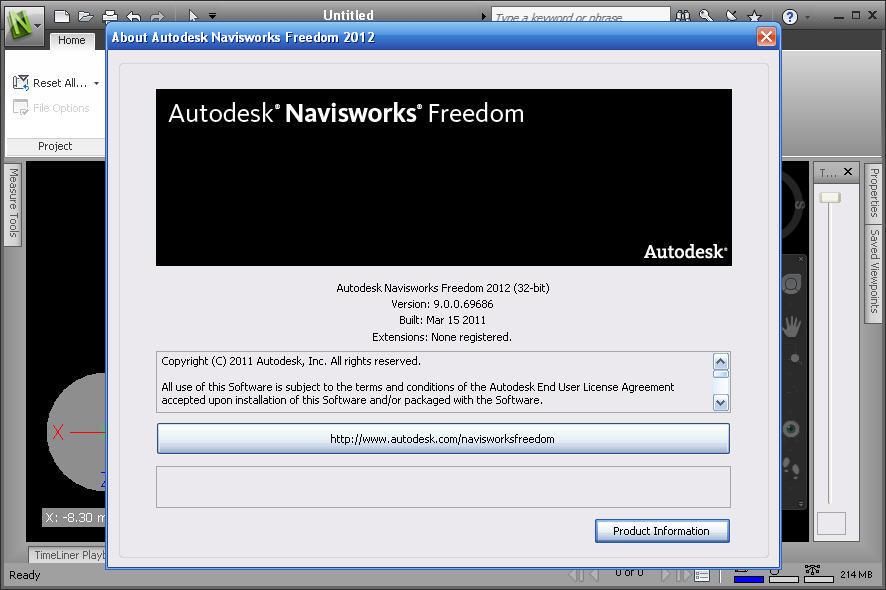 NavisWorks Freedom Download Free Version (freedom exe)