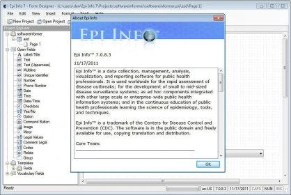 TÉLÉCHARGER EPI INFO 3.5.1 GRATUITEMENT