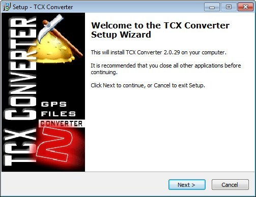 TCX Converter - Software Informer  TCX Converter allows