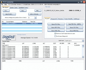 TCX Converter 2 0 Download (Free) - TCX Converter exe