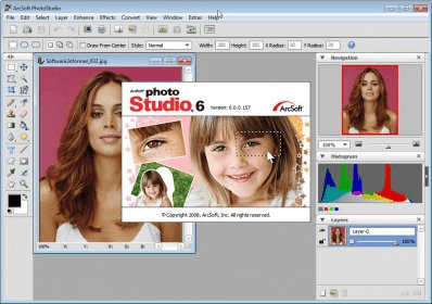arcsoft photostudio 5.5 free